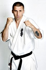Sensei Steve Fogarasi