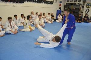 CKMA Brazilian Jiu-jitsu Demo