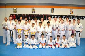 Kyokushin Conact Kicks Dojo