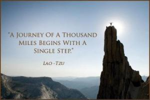 a single step_laozi